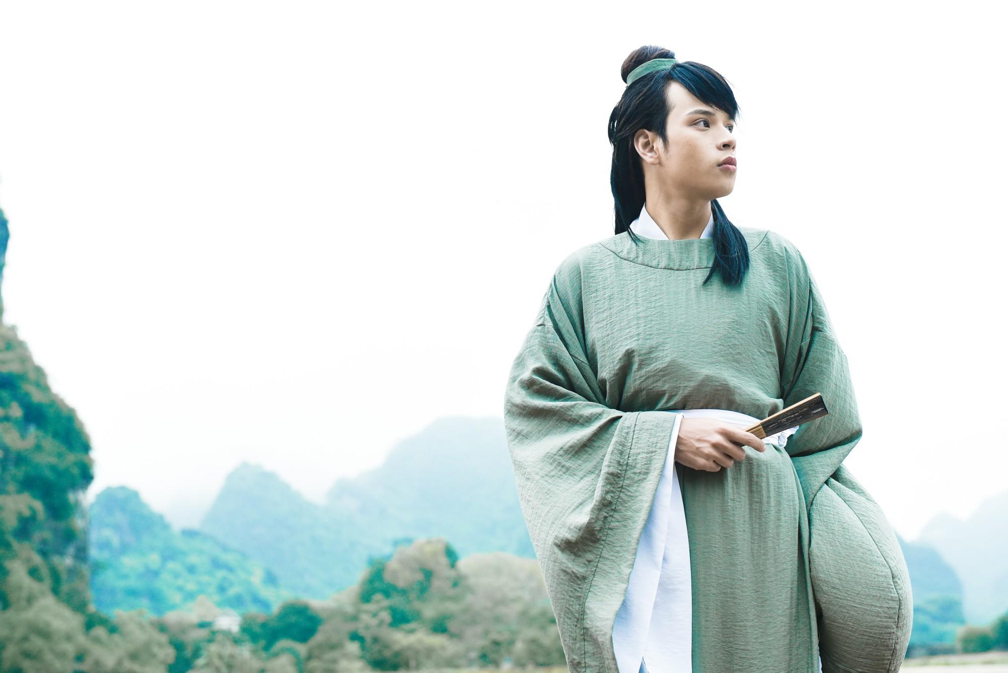 Jaykii tiếp tục hát nhạc của Dương Khắc Linh, làm MV cổ trang lấy cảm hứng từ Truyện Kiều - Ảnh 2.