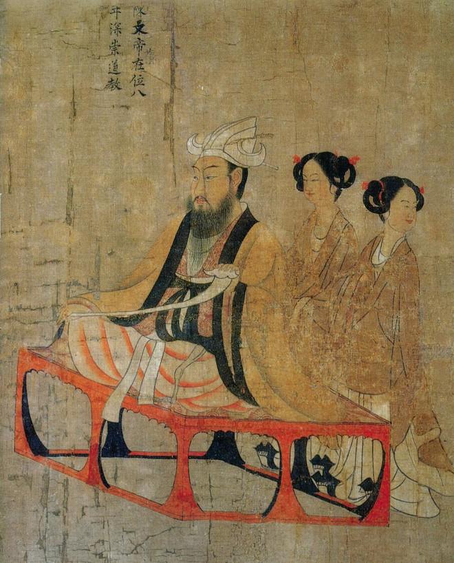 Hàn Tử Cao: Hoàng hậu đàn ông đẹp hơn cả Điêu Thuyền, Tây Thi, chung tình đến mức chấp nhận bị xử tử ở tuổi 30 Photo-1-15295932708342046554721