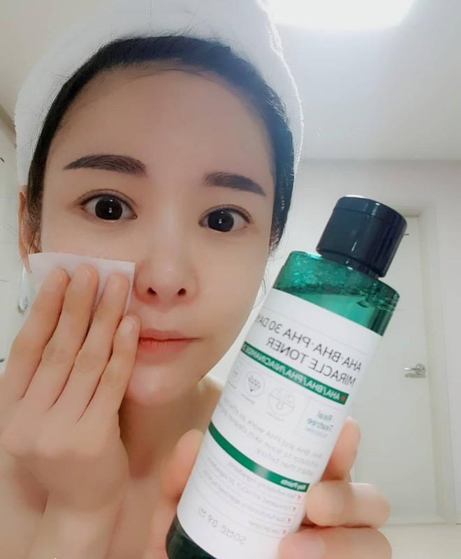 TRỊ MỤN: Toner Hàn Quốc trị mụn xóa sạch mụn trong vòng 30 ngày - Ảnh 13.