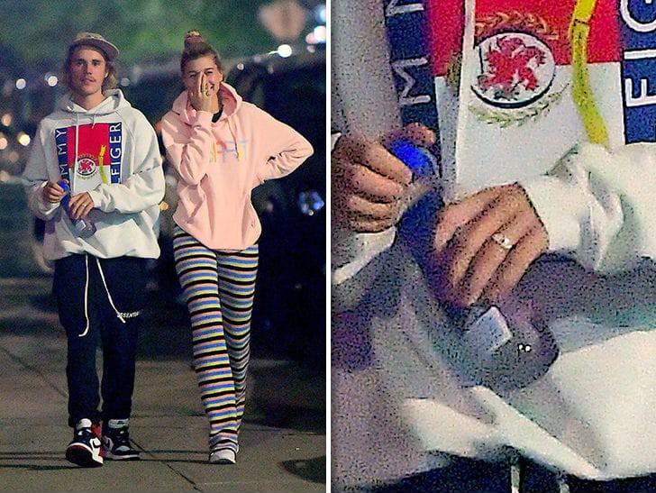 Justin Bieber lộ bằng chứng đã kết hôn với Hailey Baldwin khi vừa tái hợp? - Ảnh 2.
