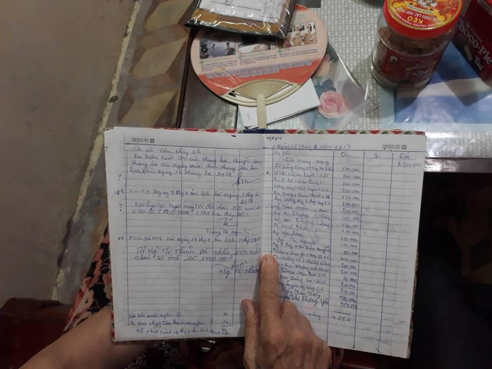 Bà cụ 82 tuổi quyên tiền để phát cháo miễn phí cho bệnh nhân nghèo suốt ba năm nay ở Hà Nội - Ảnh 4.
