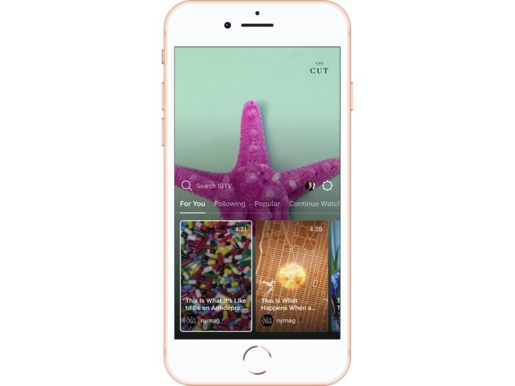 Cẩm nang sử dụng IGTV - Ứng dụng chia sẻ video mới của Instagram đang gây bất ngờ lớn - Ảnh 3.