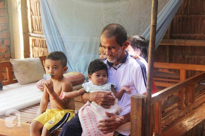 Phép màu kỳ diệu đến với gia đình ông bà ngoại nuôi 5 đứa trẻ nheo nhóc, khóc thét vì khát sữa tại Trà Vinh - Ảnh 6.