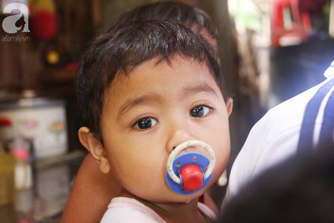 Phép màu kỳ diệu đến với gia đình ông bà ngoại nuôi 5 đứa trẻ nheo nhóc, khóc thét vì khát sữa tại Trà Vinh - Ảnh 7.