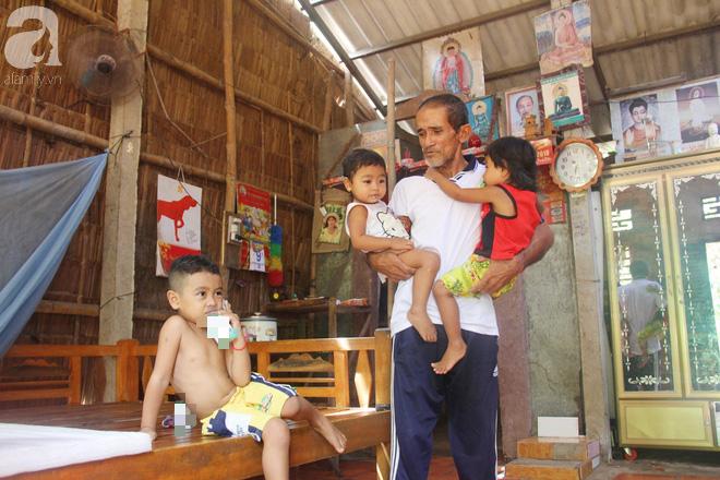 Phép màu kỳ diệu đến với gia đình ông bà ngoại nuôi 5 đứa trẻ nheo nhóc, khóc thét vì khát sữa tại Trà Vinh - Ảnh 9.