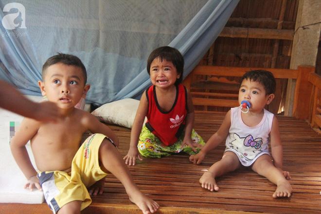 Phép màu kỳ diệu đến với gia đình ông bà ngoại nuôi 5 đứa trẻ nheo nhóc, khóc thét vì khát sữa tại Trà Vinh - Ảnh 10.