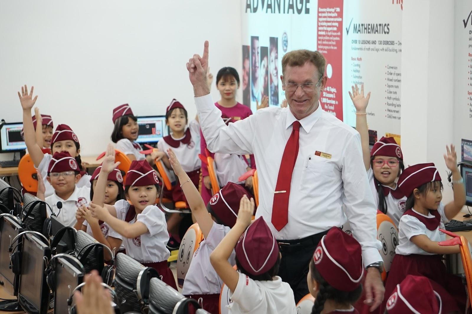 Cơ hội trải nghiệm khóa hè sôi động tại Asian School