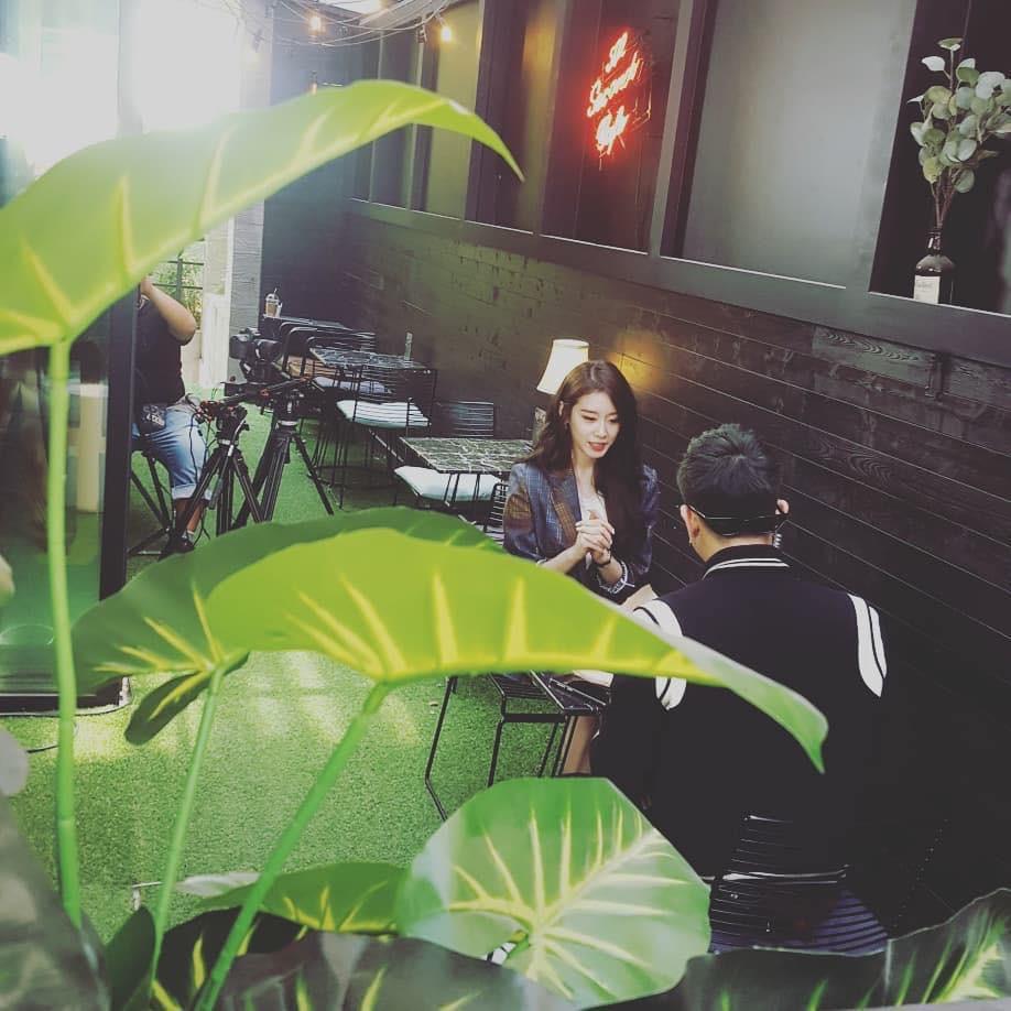 Hé lộ loạt hình ảnh hot Soobin Hoàng Sơn đang quay MV mới cùng Jiyeon ở Hàn Quốc - Ảnh 2.