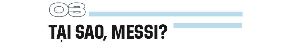 Không có vinh quang cho Messi, bởi anh không đổ máu vì nó - Ảnh 7.