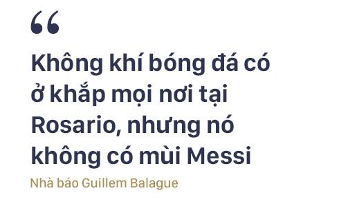 Không có vinh quang cho Messi, bởi anh không đổ máu vì nó - Ảnh 10.