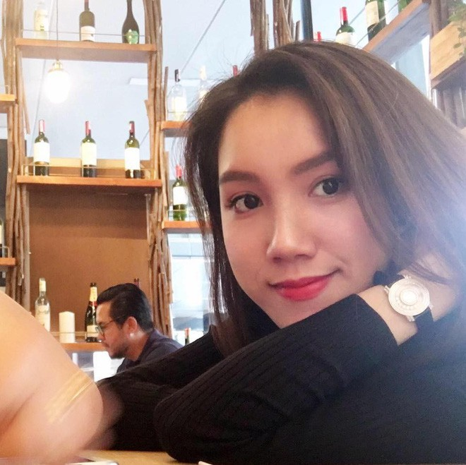 Em gái Thùy Lâm giờ đã là gái một con xinh đẹp rạng ngời- ảnh 2