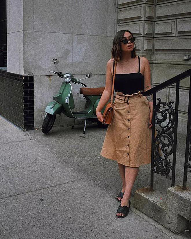 Dù đùi to nhưng cô nàng blogger này vẫn tự tin mặc đẹp nhờ 4 bí kíp đơn giản - Ảnh 2.