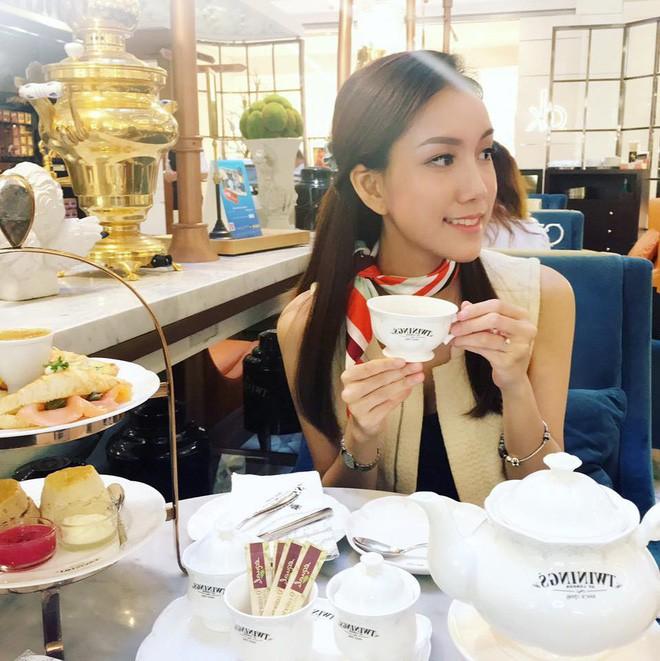 Từ cô nàng đen nhẻm, em gái Hoa hậu Thùy Lâm giờ đã là gái một con xinh đẹp rạng ngời - Ảnh 12.