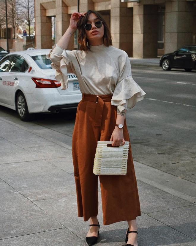 Dù đùi to nhưng cô nàng blogger này vẫn tự tin mặc đẹp nhờ 4 bí kíp đơn giản - Ảnh 13.