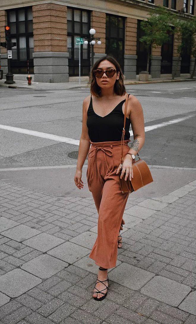 Dù đùi to nhưng cô nàng blogger này vẫn tự tin mặc đẹp nhờ 4 bí kíp đơn giản - Ảnh 14.