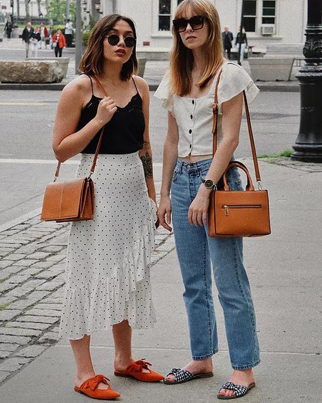 Dù đùi to nhưng cô nàng blogger này vẫn tự tin mặc đẹp nhờ 4 bí kíp đơn giản - Ảnh 3.
