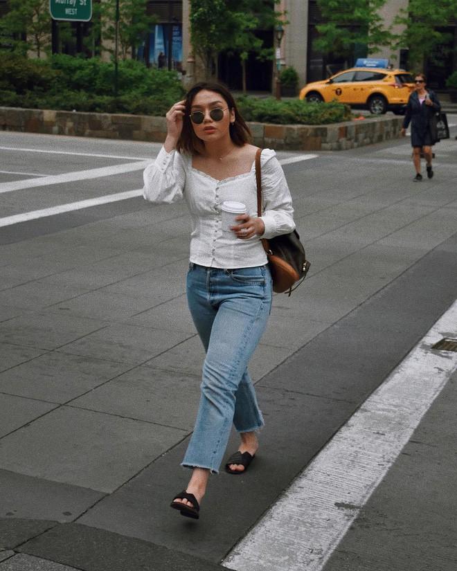 Dù đùi to nhưng cô nàng blogger này vẫn tự tin mặc đẹp nhờ 4 bí kíp đơn giản - Ảnh 6.