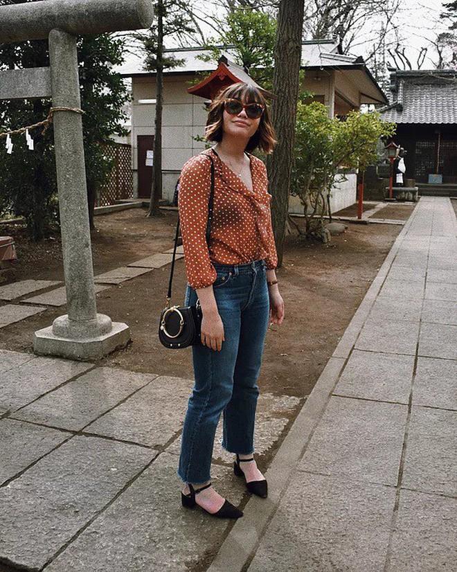 Dù đùi to nhưng cô nàng blogger này vẫn tự tin mặc đẹp nhờ 4 bí kíp đơn giản - Ảnh 9.