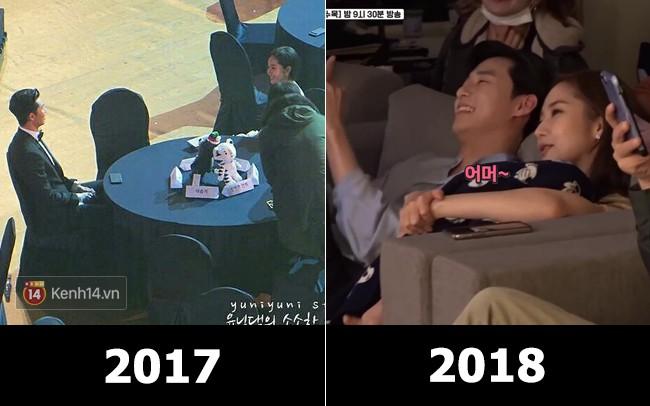 Bức ảnh đang gây sốt chứng minh cặp đôi Park - Park đã là định mệnh từ trước Thư Ký Kim - Ảnh 5.