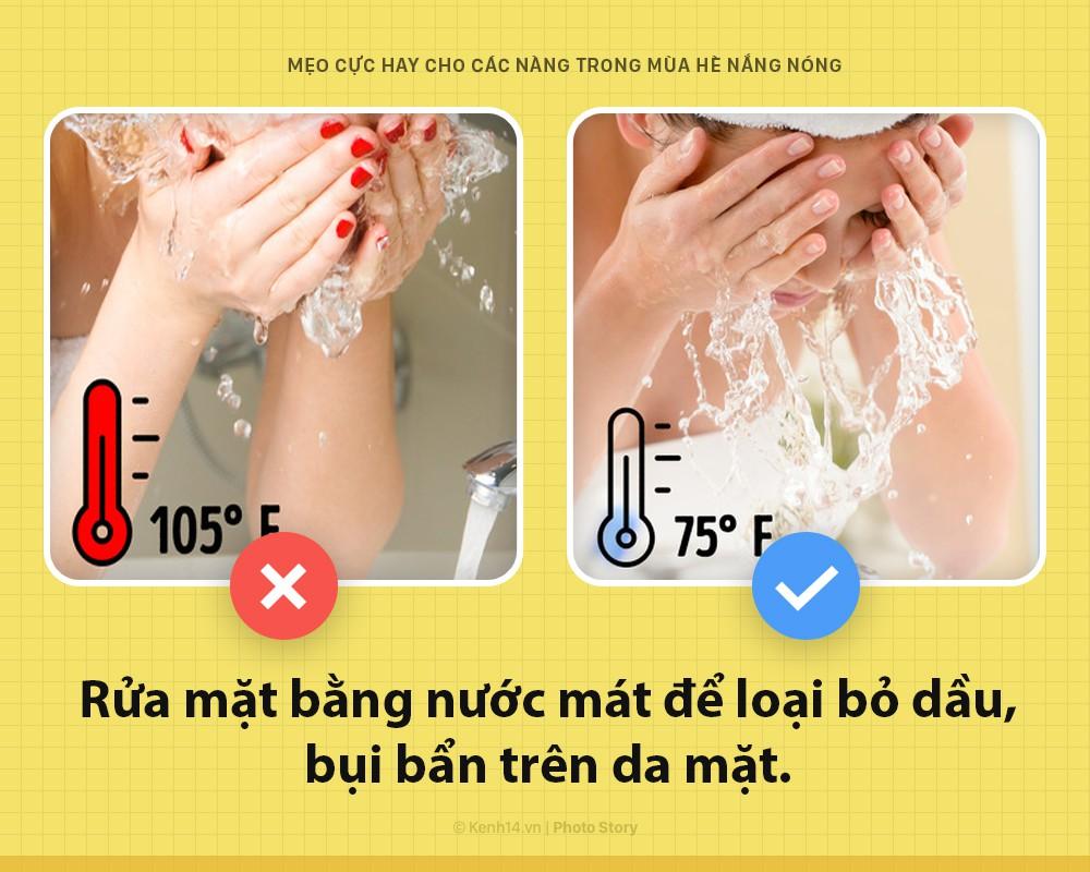Mẹo giúp bạn vẫn trông hoàn hảo nhất dù thời tiết có nóng oi phát điên, số 1 áp dụng ngay kẻo xấu hổ - Ảnh 3.
