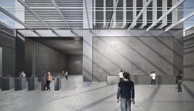 Trụ sở mới của ông trùm sản xuất drone DJI sẽ thách thức mọi định nghĩa về không gian làm việc - Ảnh 3.