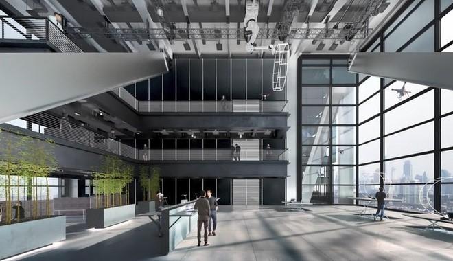 Trụ sở mới của ông trùm sản xuất drone DJI sẽ thách thức mọi định nghĩa về không gian làm việc - Ảnh 6.