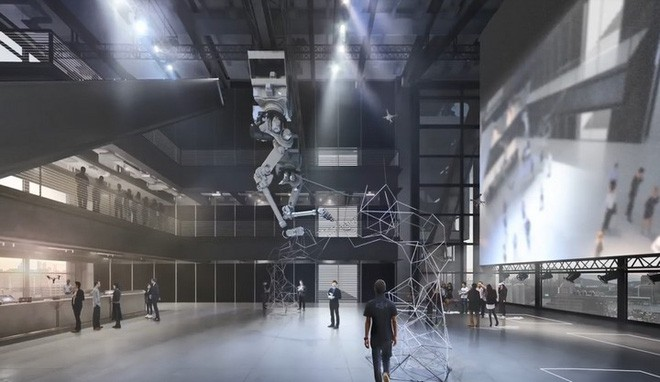 Trụ sở mới của ông trùm sản xuất drone DJI sẽ thách thức mọi định nghĩa về không gian làm việc - Ảnh 7.