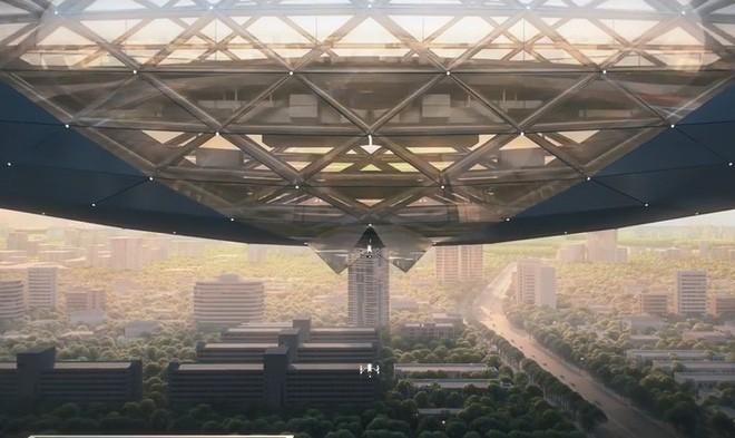 Trụ sở mới của ông trùm sản xuất drone DJI sẽ thách thức mọi định nghĩa về không gian làm việc - Ảnh 9.