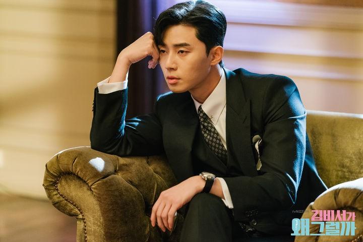 Sức mạnh vô địch của tình yêu đã khiến thánh luyến Park Seo Joon tiến hóa đáng sợ thế nào? - Ảnh 1.