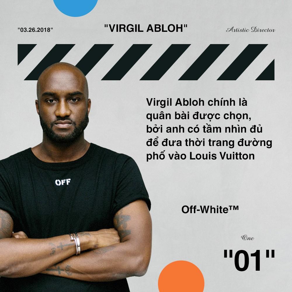 Đưa trùm sò thời trang đường phố về làm street-wear hạng sang: Louis Vuitton đang toan tính gì với Virgil Abloh? - Ảnh 1.
