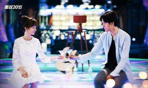 """""""Tam thiếu gia"""" Hàn Đông Quân """"Trở Lại Tuổi 20"""" cùng Hồ Băng Khanh trong phim truyền hình mới - Ảnh 13."""