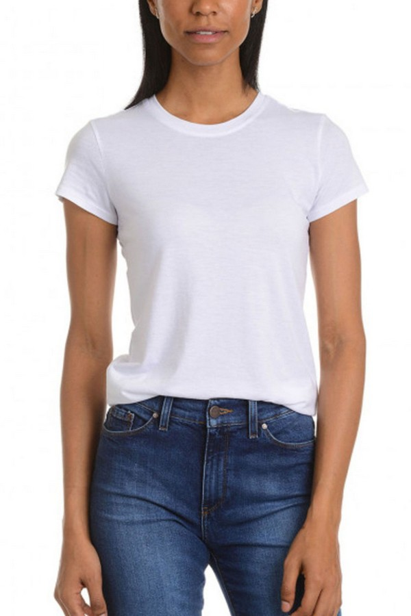 7 chiếc áo phông trắng được các BTV thời trang đánh giá là hoàn hảo, trong đó có chiếc chỉ hơn 200k - Ảnh 5.