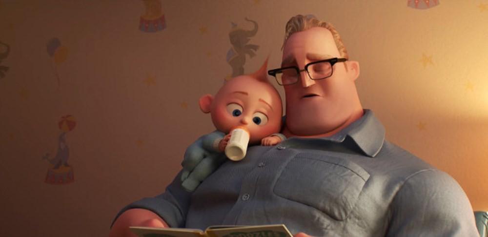 Không chỉ Mr. Incredible mà ông bố bà mẹ nào cũng ngủ rất ít khi mới sinh con - và đây là lý do! - Ảnh 1.
