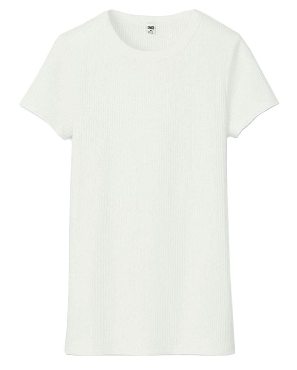 7 chiếc áo phông trắng được các BTV thời trang đánh giá là hoàn hảo, trong đó có chiếc chỉ hơn 200k - Ảnh 2.