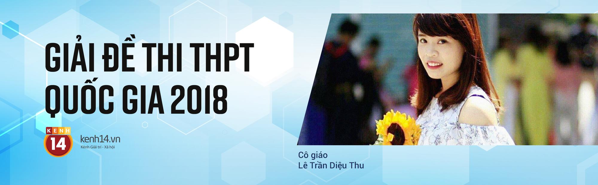 Gợi ý giải đề thi THPT Quốc gia môn Ngữ Văn - Ảnh 9.