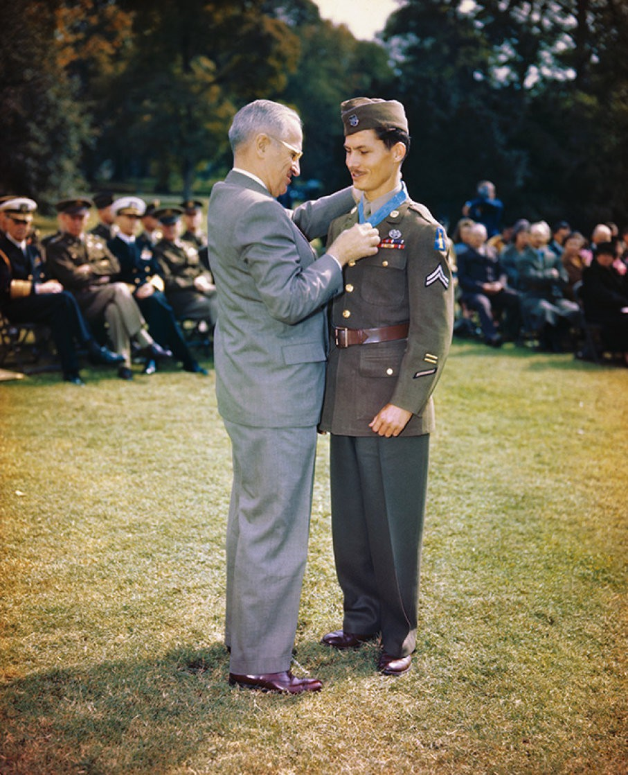 Desmony Doss: Người anh hùng ra chiến trường nhất định không cầm súng, để rồi được nhận huân chương cao quý nhất của quân đội Mỹ - Ảnh 5.