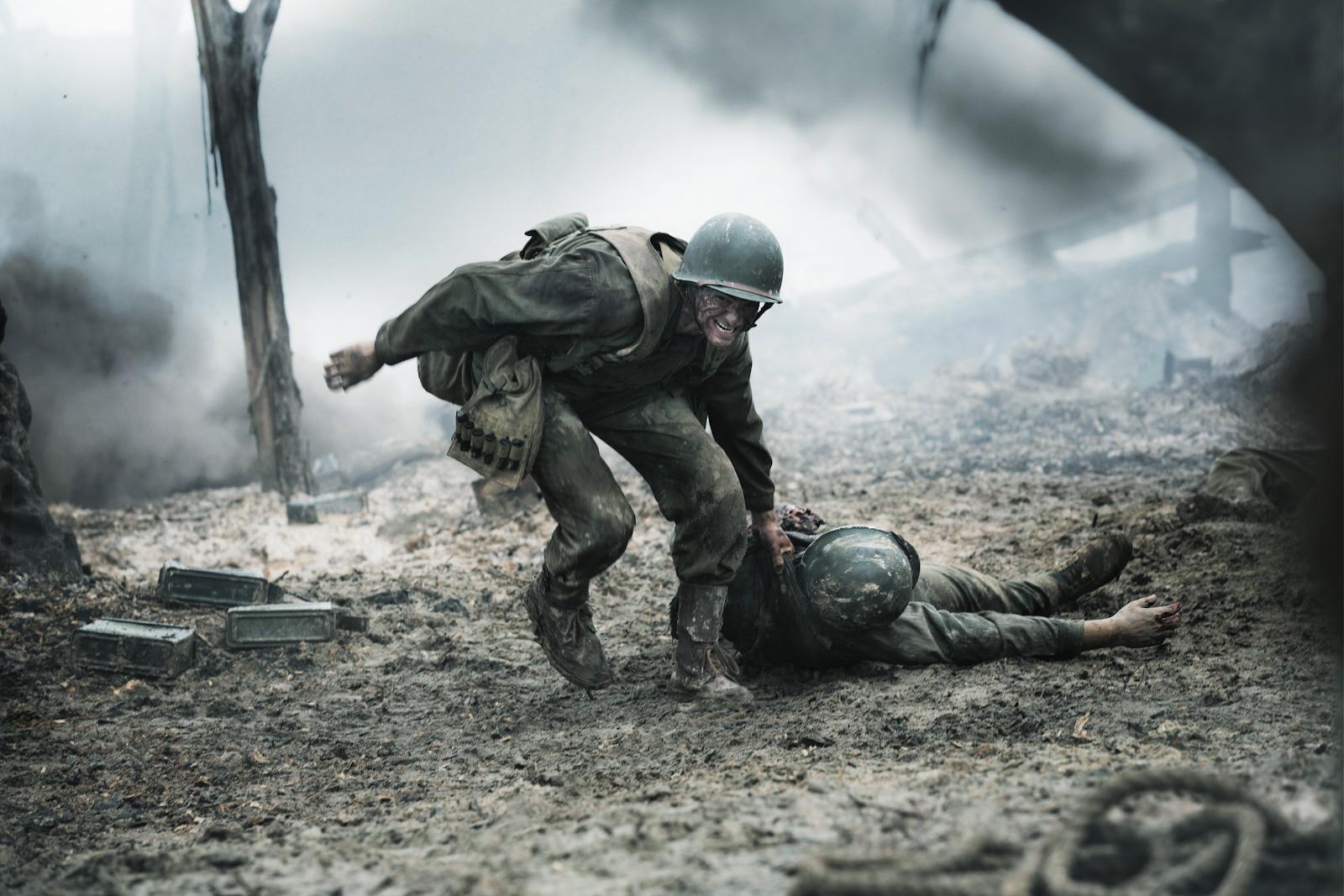 Desmony Doss: Người anh hùng ra chiến trường nhất định không cầm súng, để rồi được nhận huân chương cao quý nhất của quân đội Mỹ - Ảnh 7.