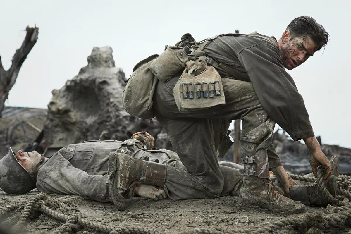 Desmony Doss: Người anh hùng ra chiến trường nhất định không cầm súng, để rồi được nhận huân chương cao quý nhất của quân đội Mỹ - Ảnh 8.