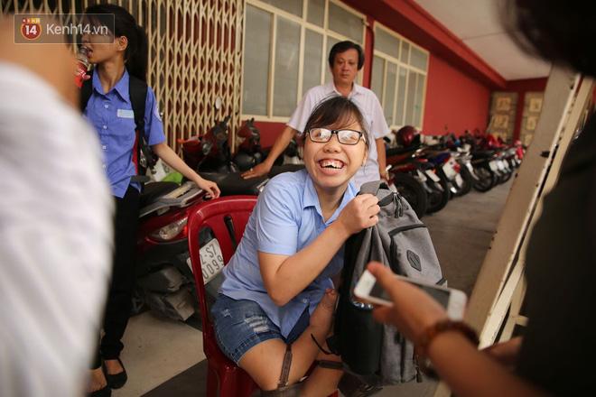 Nụ cười rạng rỡ, lạc quan của thí sinh khuyết tật với ước mơ trở thành giáo viên cho người khiếm thính - Ảnh 6.