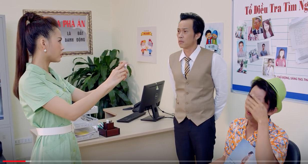 Hoài Linh và pé Sam phối hợp phá án vụ mất tích bí ẩn - Ảnh 1.