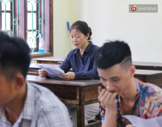 Nghệ An: Thí sinh 60 tuổi dự thi THPT Quốc gia 2018 để thực hiện ước mơ cuộc đời - Ảnh 2.
