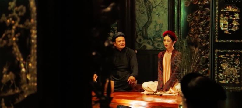 Người Bất Tử của Victor Vũ tung clip hậu trường đầy máu ấn tượng - Ảnh 6.
