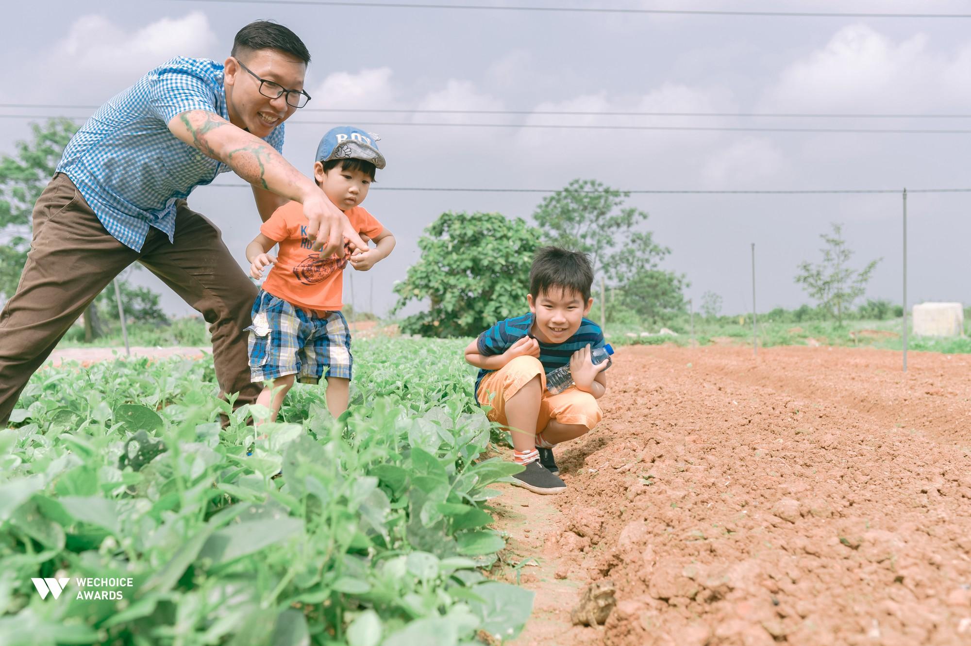 Đầu bếp Nguyễn Mạnh Hùng: Đàn ông phải biết tự nấu ăn để chăm sóc chính mình, rồi mới biết cách chăm sóc mọi người xung quanh - Ảnh 3.