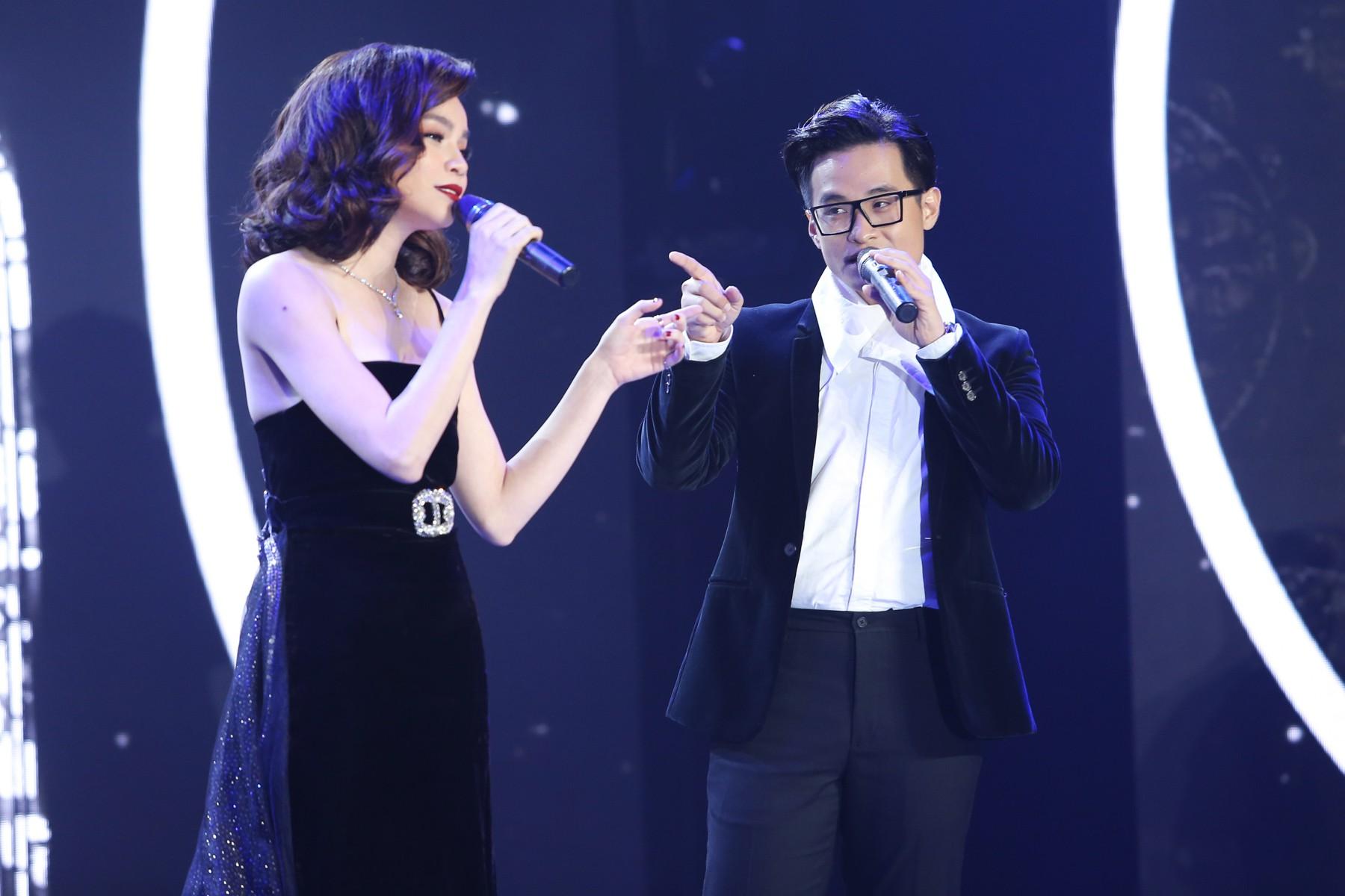 Hà Anh Tuấn tái hợp Hồ Ngọc Hà sau 4 năm, gây thổn thức khi đổi hit của nhau - Ảnh 7.