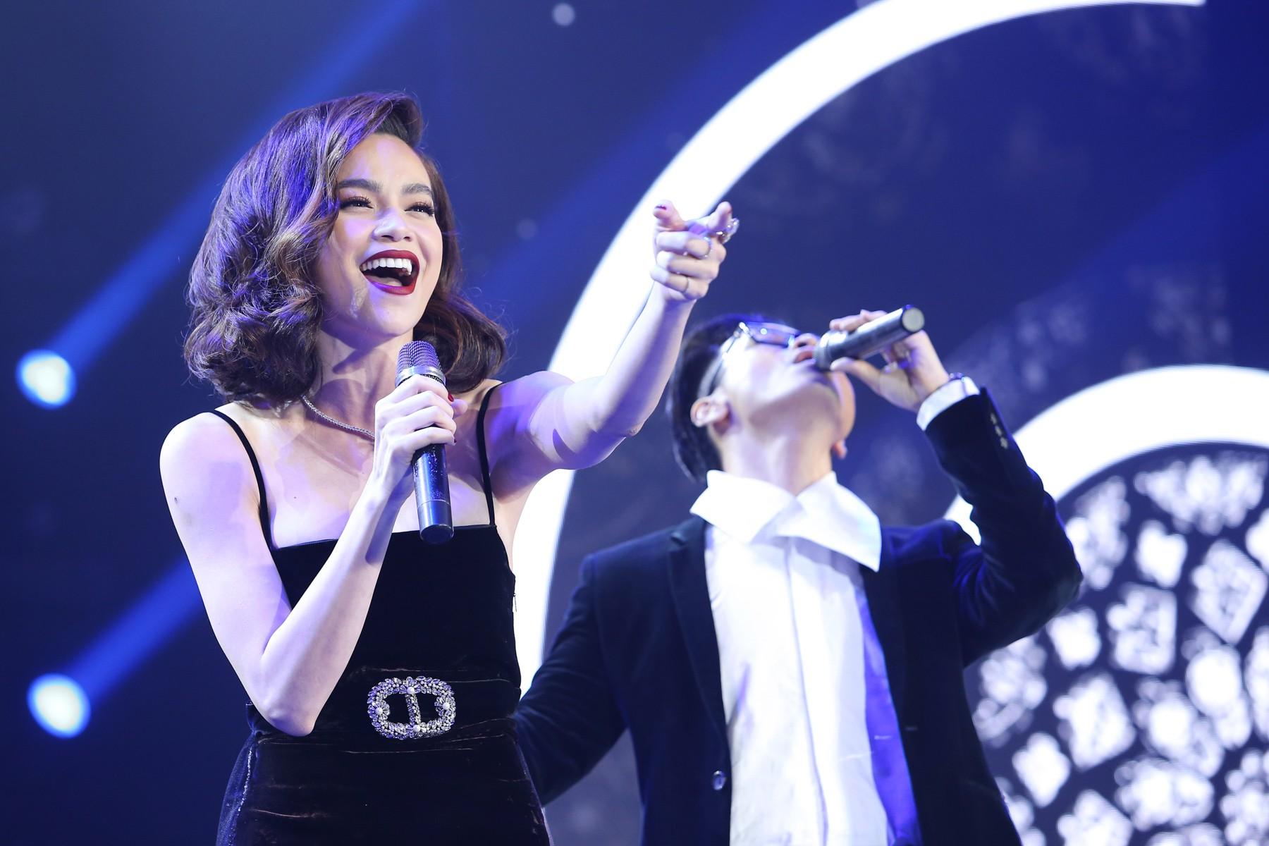 Hà Anh Tuấn tái hợp Hồ Ngọc Hà sau 4 năm, gây thổn thức khi đổi hit của nhau - Ảnh 6.
