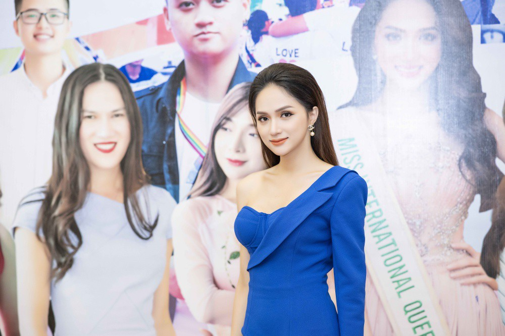 Hương Giang khởi động chiến dịch ủng hộ Luật chuyển đổi giới tính trong vai trò Hoa hậu Chuyển giới Quốc tế - Ảnh 6.