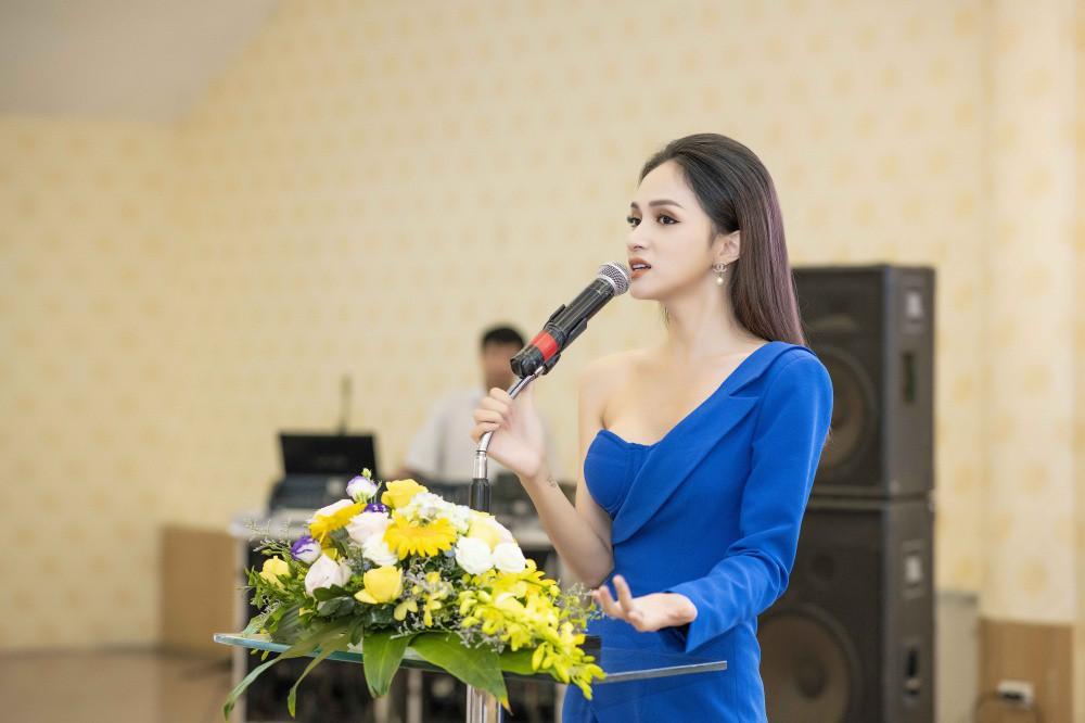Hương Giang khởi động chiến dịch ủng hộ Luật chuyển đổi giới tính trong vai trò Hoa hậu Chuyển giới Quốc tế - Ảnh 5.