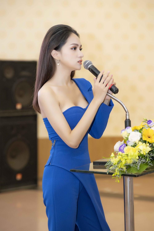 Hương Giang khởi động chiến dịch ủng hộ Luật chuyển đổi giới tính trong vai trò Hoa hậu Chuyển giới Quốc tế - Ảnh 4.