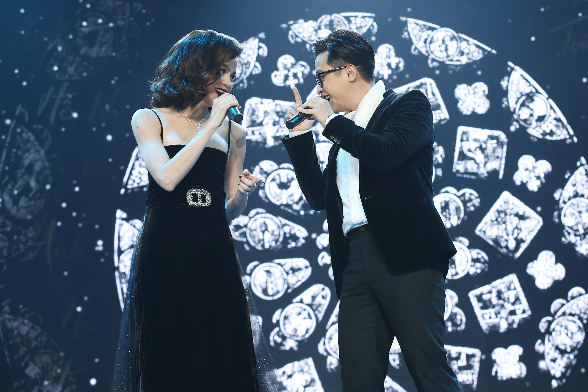 Hà Anh Tuấn tái hợp Hồ Ngọc Hà sau 4 năm, gây thổn thức khi đổi hit của nhau - Ảnh 5.