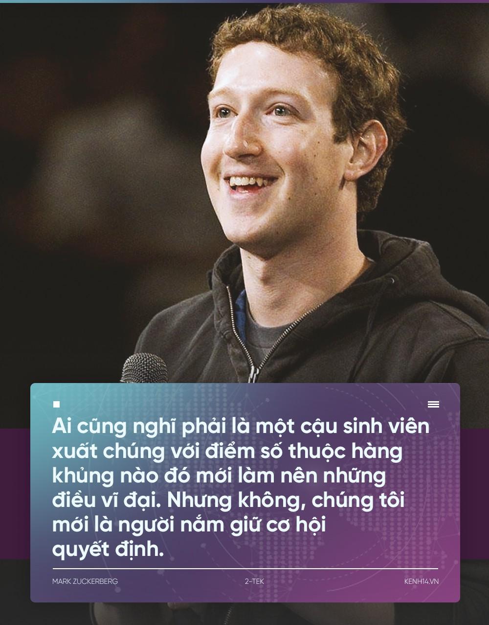 Mark Zuckerberg tâm tình về sự thật khi làm ra Facebook: Không phải để tán gái như phim nói đâu! - Ảnh 2.